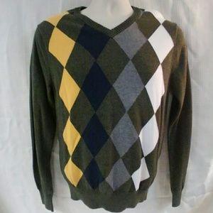 Argyle Sweater Old Navy S